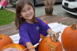 Tessa pumpkins 2013